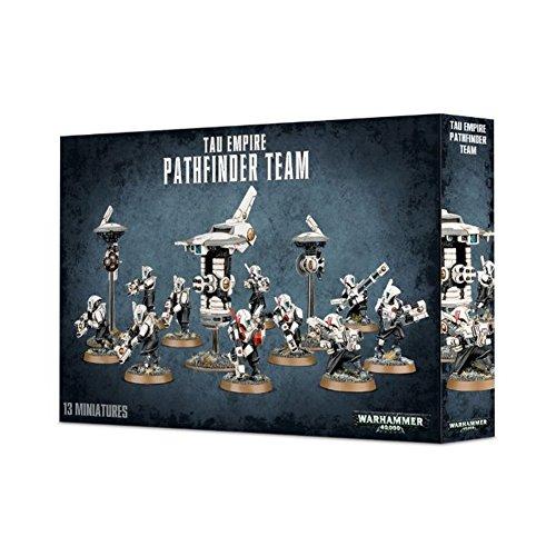 Where to find warhammer tau empire pathfinder team 40,000?