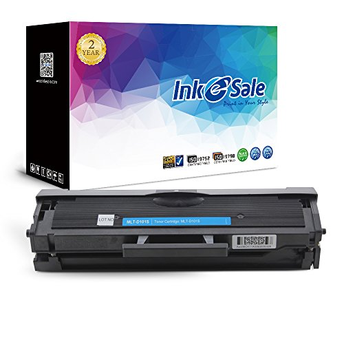 INK E-SALE 1-Pack Compatible Samsung 101 MLT-D101S Toner Cartridge Black for Samsung ML-2160 ML-2161 ML-2162 ML-2165 ML-2166 Samsung SCX-3400 SCX-3406W SCX-3406HW SCX-3401 SCX-3401FH Printer