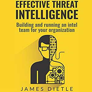 Effective Threat Intelligence Audiobook