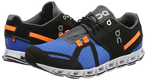 On Running - Zapatillas de Running de sintético Hombre Negro (Black / Malibu)