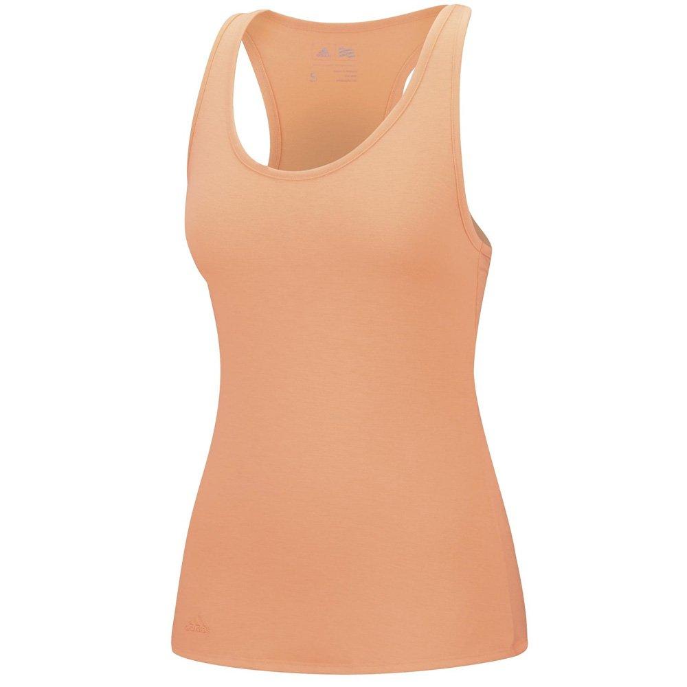 Orange Fluo XL adidas - T-Shirt de Sport - Femme