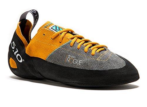 Five Ten Women's Rogue Lace-up Climbing Shoe, Zinnia/Charcoal, 9 M US by Five Ten
