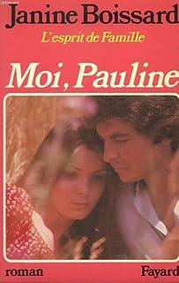 L'esprit de famille [04] : Moi, Pauline