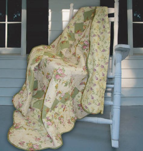 greenland quilted throw - 3
