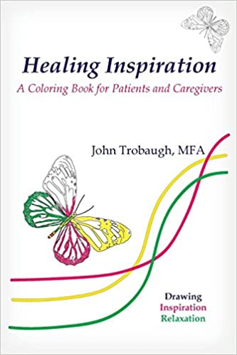 When Caregivers Need Healing >> Amazon Com Healing Inspiration A Coloring Book For Patients And