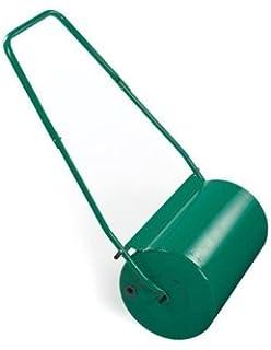 MaxxGarden - Rodillo para césped de acero para jardín, 60 cm de ancho y 33 cm de diámetro, relleno de 60 litros, M, 1: Amazon.es: Industria, empresas y ciencia