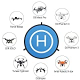 Philonext-30-75cm-Universal-Portable-Fast-Fold-Landing-Pad-for-RC-Drones-Helicopter-DJI-Mavic-Pro-Phantom-2344-Pro-Inspire-21-3DR-Solo-GoPro-Karma-Parrot-Antel-Robotic-More
