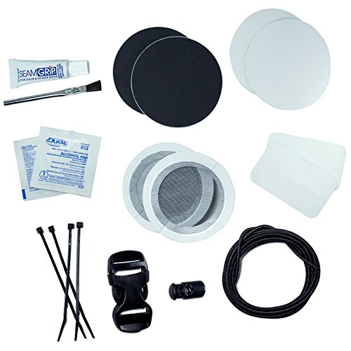 Gear Aid Camp Repair Kit for Essential Tent Canopy Outdoor Rec Camping Supplies by Gear Aid