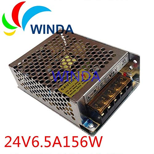 Utini 156W Switching Power Supply Mini Output 24V6.5A Full Range can be applies for All Countries centralized Power Supply Small Size