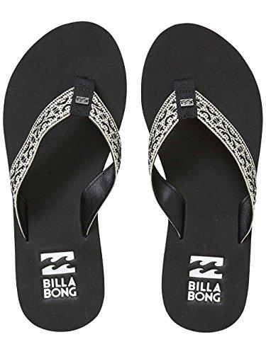 Billabong Baja Sandale Damen, damen, BAJA BLACK