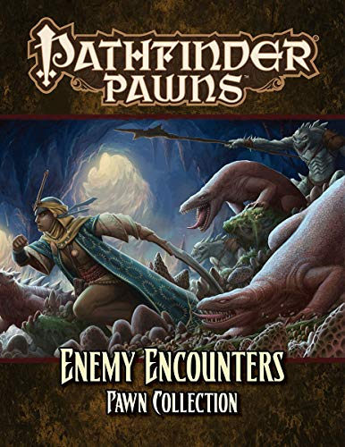 - Pathfinder Pawns: Enemy Encounters Pawn Collection