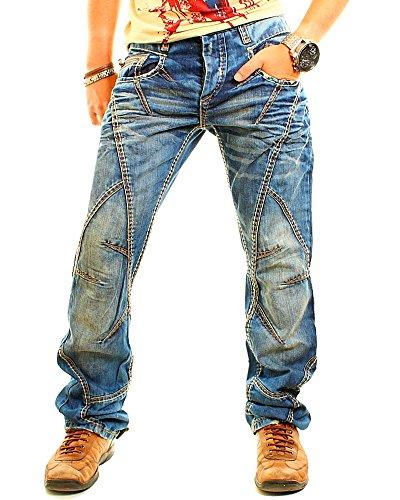 C Blue 894 Baxx amp; L'opic Jeans yqwZ7zapc