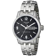 TISSOT watch PRC200 Automatic T0554301105700 Men's [regular imported goods]