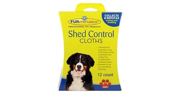 Furminator caseta de Perro Control paños, 12-Count: Amazon.es: Productos para mascotas