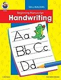 Beginning Manuscript, Grades K - 2, Schaffer, Frank Publications, Inc. Staff and Kim Thoman, 0867349182