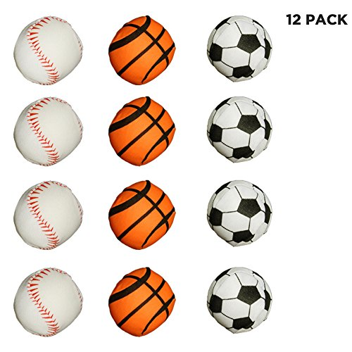 Sports Splash Balls by Windy City Novelties