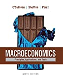 img - for Macroeconomics: Principles, Applications, and Tools (9th Edition) book / textbook / text book