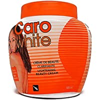 Caro White Lightening Beauty Cream with Carrot Oil 500 Ml