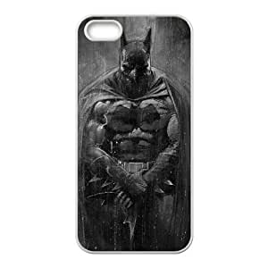 Batman iPhone5s Cell Phone Case White VC151N5N