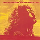 Carlos Santana & Buddy Miles Live!