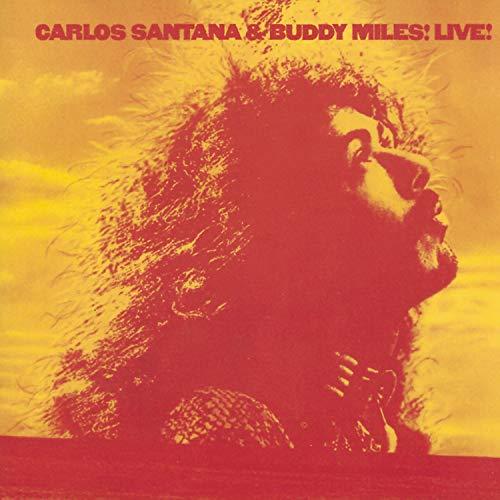 - Carlos Santana & Buddy Miles Live!