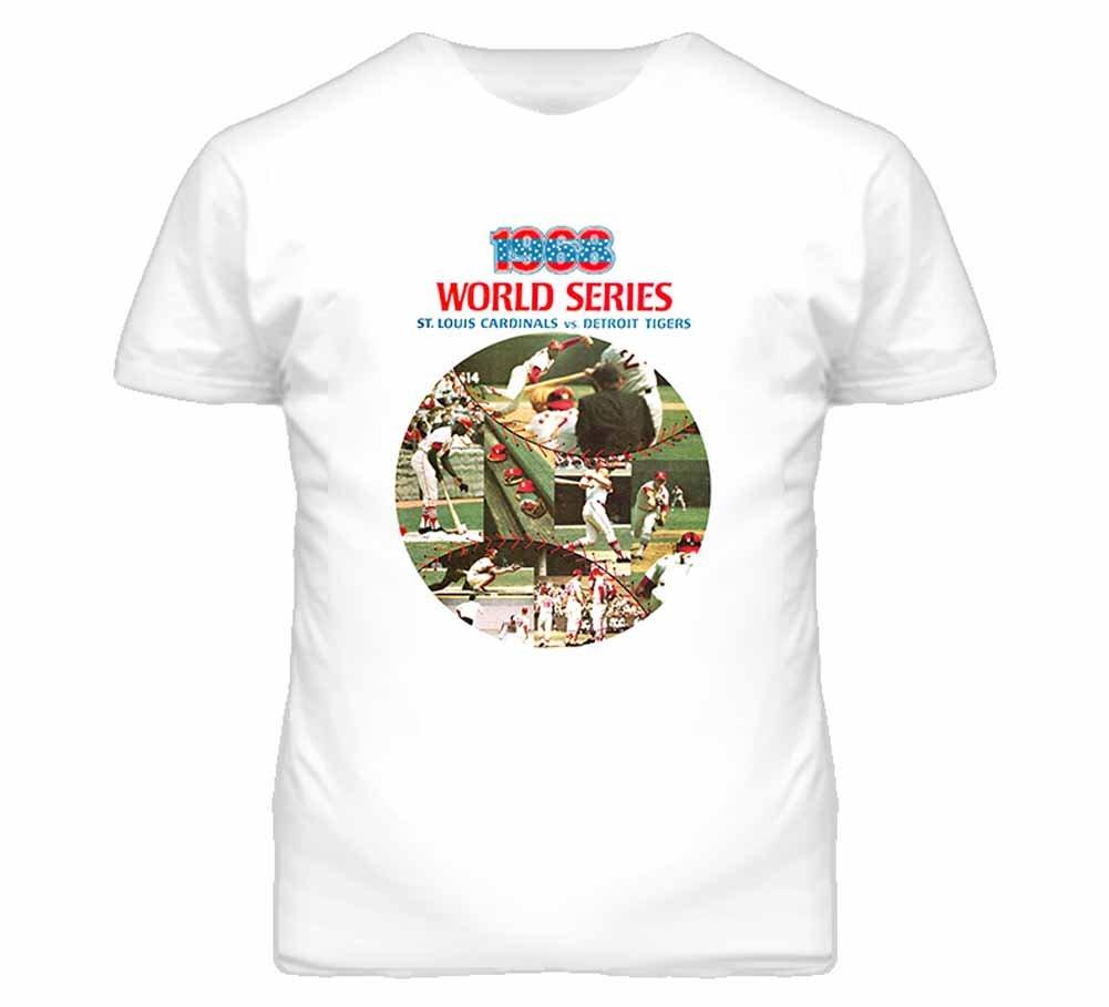 Tshirt Bandits S 1968 World Series Baseball T Shirt