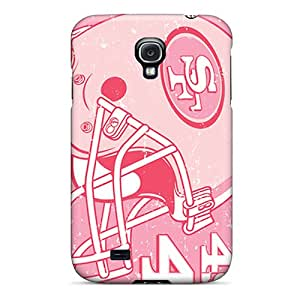 High Quality Hard Cell-phone Cases For Samsung Galaxy S4 (Ylv12127Rqcz) Provide Private Custom High-definition San Francisco 49ers Skin