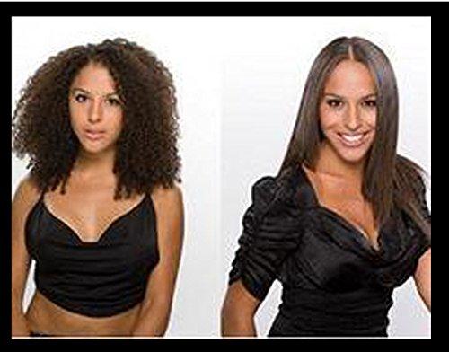 Forte Plus Extra Strength Brazilian Keratin Hair Treatment Professional 300ml Set Including Moisturizing Shampoo, Moisturizing Conditioner, Clarifying Shampoo, Brush/Comb Proven Amazing Results by KERATIN RESEARCH (Image #6)