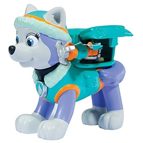 Paw Patrol Action Pack Pup & Badge, Everest - Everest Rose