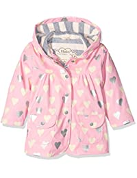 Hatley Kids Raincoat - Metallic Hearts