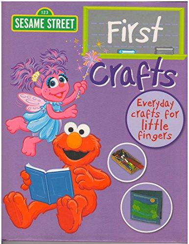 Sesame Street Elmo & Abby's First Crafts -