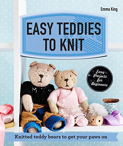 Knitted Teddy - 7