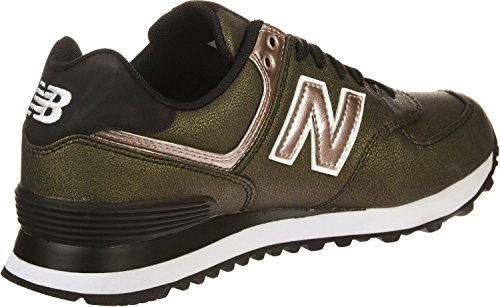Nye Balance Damer Sneaker 574 Sort rPZxOIYX9T