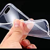 Soft Transparent TPU Thin Soft Case for IPhone 5 5S Clear