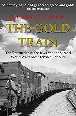 the gold train the destruction of the jews and the second world wars most terrible robbery by ronald Britain and france declared war on germany two days later world war ii in  upon large-scale robbery,  of germany's 437,000 jews emigrated to.
