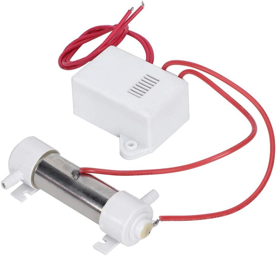 BigBig Style Port/átil Generador de Ozono Agua de Piscina Esterilizador de Aire Generador de Ozono Tubo de Ozono para Piscina Hogar Purificador de Aire Esterilizador