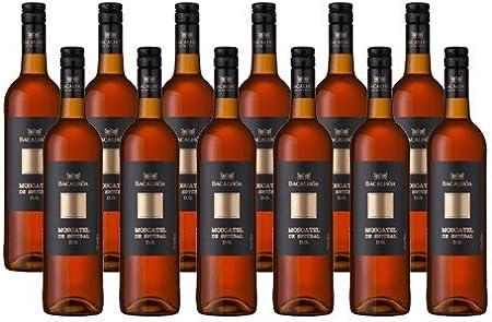 Moscatel Bacalhoa - Vino Fortificado- 12 Botellas