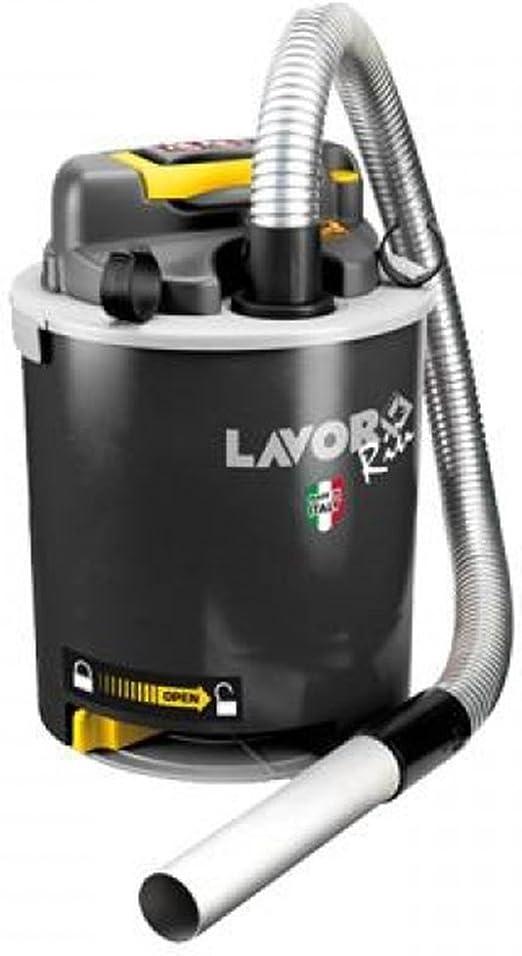 Lavor Riu aspirador con Scuoti Filtro para chimeneas estufas ...