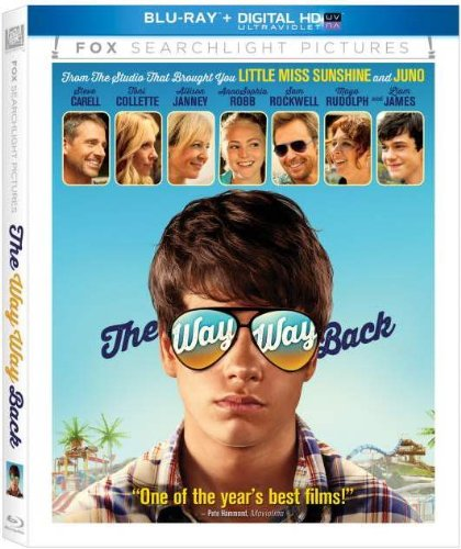 Blu-ray : The Way, Way Back (Ultraviolet Digital Copy, , Digital Theater System, AC-3, Widescreen)