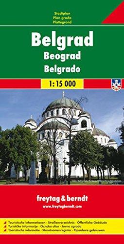 Belgrade (English, German, French, Spanish and Italian Edition)...