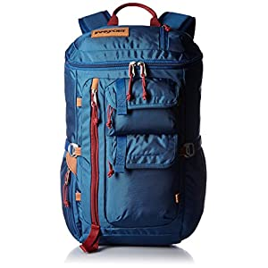 "JanSport Mens Outside Specialty Watchtower Backpack - Midnight Sky / 20""H X 11""W X 7""D"