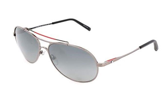 Montblanc Mont Blanc Sunglasses Mb703S 08D-61-15-140 Gafas ...