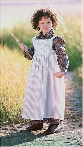 (Patterns - Folkwear #213 Child's Prairie Dress & Pinafore)