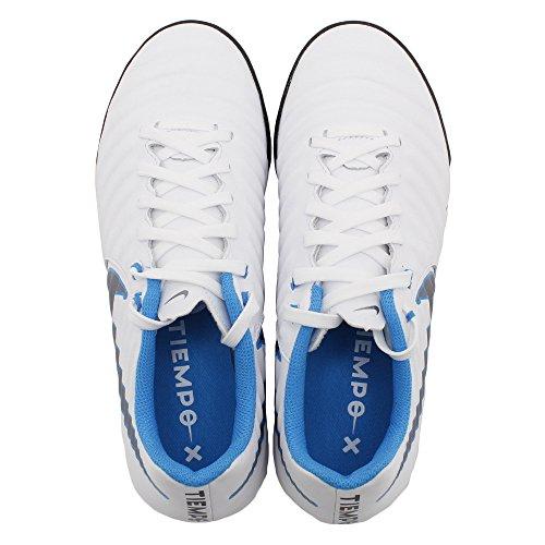blau Fußball 7 Sohle Erwachsene weiß TF Zeit weiß nbsp;Academy Schuh legendx Nike z4dwqAxnHA