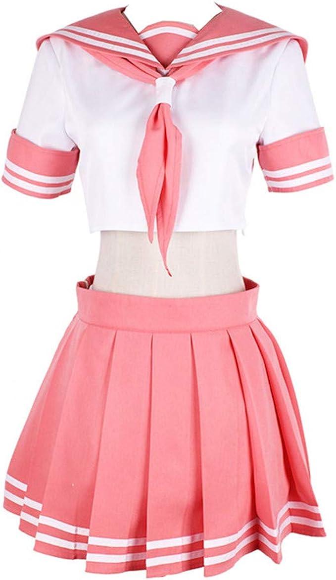 Amazon.com: JK uniforme de la escuela Traje de marinero ...