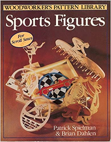 Sports Figures (Woodworker's Pattern Library)