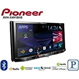 Pioneer AVH-X491BHS 7 DVD Receiver with Bluetooth and HD Radio