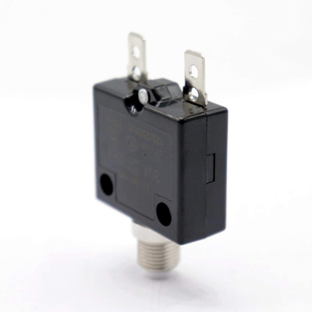 perfk Interruptor Termal Del Protector Del Disyuntor Del Disyuntor 30Amp Para El Generador