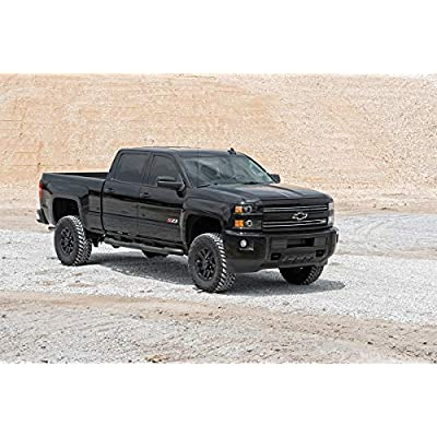 "Rough Country 3.5"" Lift Kit (fits) 2011-2020 Chevy Silverado Sierra 2500/3500 