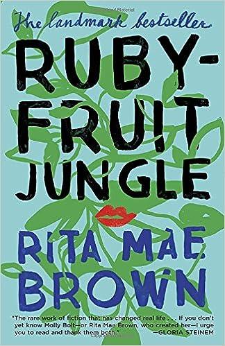 rita mae brown rubyfruit jungle epub